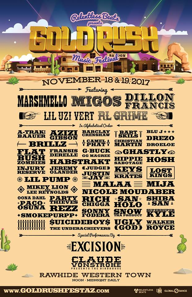 Goldrush phase 2 full flyer